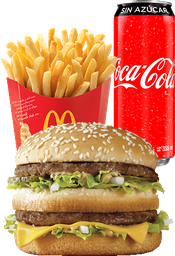 McTrío® Mediano Big Mac