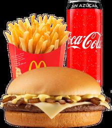McTrío® Hamburguesa Gourmet