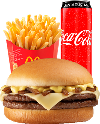McTrío® Hamburguesa Gourmet Doble
