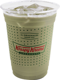 Green Latte Macha Frio 16 Oz