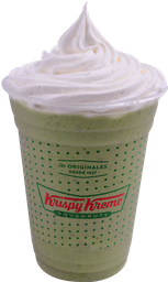 Green Latte Macha Frozzen 16 Oz
