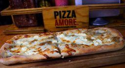 Pizzeta Cuatro Quesos