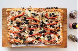 Pizza Del Huerto