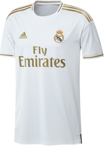 Jersey  Real Madrid Uniforme Titular