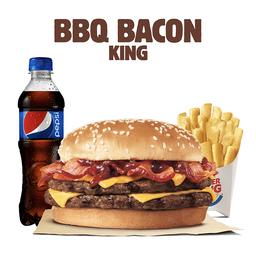Combo BBQ Bacon King