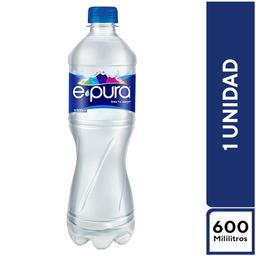 Agua Pet 600ml