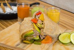 Burrito Arrachera