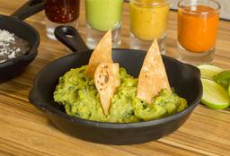 Guacamole con Totopos
