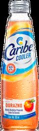 Caribe Cooler - Sabor Durazno - Botella 300 mL