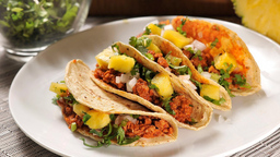 Promo Tacos    🌮  al Pastor 5x10