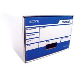 Caja de Archivo Tops Products Oxford Con Gaveta Deslizable 1 U