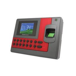 Reloj Checador Biocheck de Huella Digital para 35 Empleados 1 U