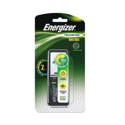 Cargador Mini Energizer Con 2 Pilas Aa