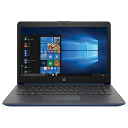 "Laptop HP 14"" cm000 4la 4GB/1TB AMD A6-9225 Negro/Azul 1 U"