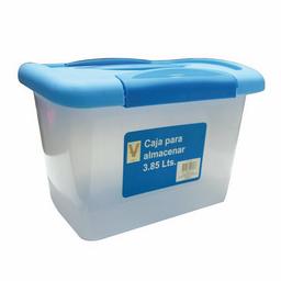 Caja Para Almacenar Officemax Capacidad 3.85 Litros 1 U