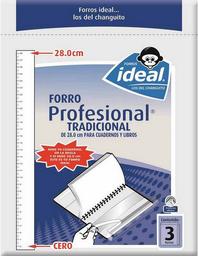 Forro Pl‡stico Ideal Profesional Tradicional 28 cm 3 U