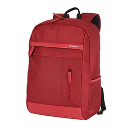 "Mochila Samsonite Para Laptop 15.6"" City Pro Roja 1 U"