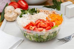 Healthy  Happy Salad