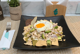 The Ultimate Healthy Chilaquiles