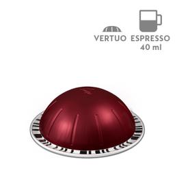 CafŽ Vertuo Decaffeinato Intenso - Espresso 40 ml