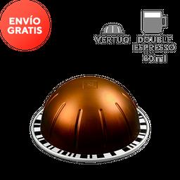 Café Vertuo Double Espresso Chiaro - 80 ml