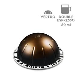 CafŽ Vertuo Double Espresso Scuro - 80 ml