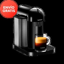 Cafetera Nespresso Vertuo Color Negra