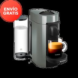 Cafetera Nespresso VertuoPlus Color Gris