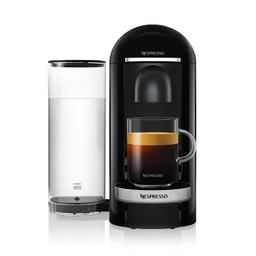 Cafetera Nespresso VertuoPlus Color Negra