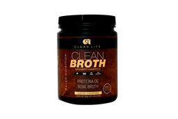Clean Broth Caramel 500Gm