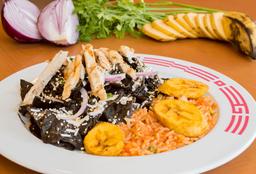 Chilaquiles Oaxaqueños - Desayunos