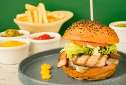 20% De Descuento  🍔  Hamburguesa The Biboy