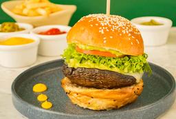 20% De Descuento  🍔  Hamburguesa Veggie
