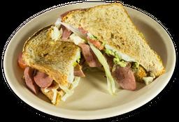 Sándwich de Salchicha