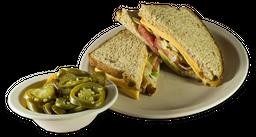 Sándwich de Queso Amarillo
