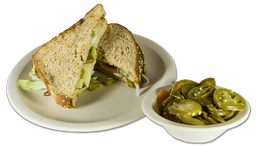 Sándwich  de Nopales