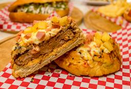 Sabrozzi Burger Hawaiana