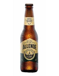 Allende Cerveza Lager