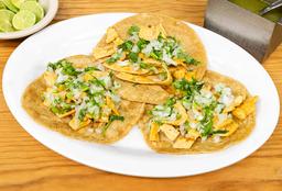 Tacos de Pechuga