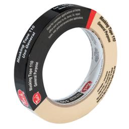 Masking Tape 110 Gral 18mmx50m. SKU 5411