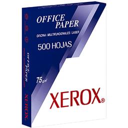 Papel Xerox Azul Carta C/500. SKU 26640