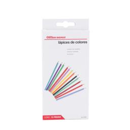 Colores Largos Od C/12. SKU 43958