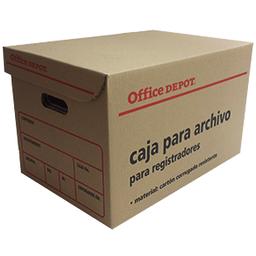 Caja Archivo Kraft Regist Od. SKU 56833