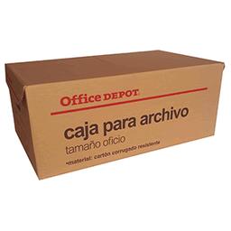Caja Archivo Kraft Of Ofixpres. SKU 56835