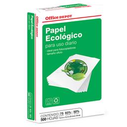 Papel Ecologico Od Ofic 500h. SKU 83143