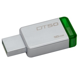 Memoria Usb Kingston 16gb Dt50. SKU 84702