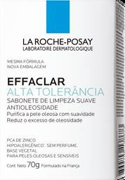 Limpiador Effaclar Barra Piel Sensible de La Roche Posay