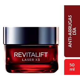 Crema Antiarrugas día Revitalift Laser L'Oréal Paris