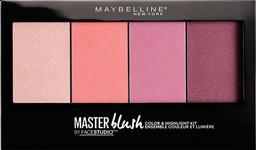 Paleta de blushes Master Blush Palette Maybelline