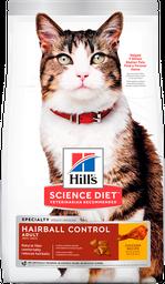 Hill's Alimento para Gato Adulto Control de Bolas de Pelo 1,59Kg